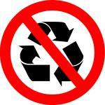 Do not recycle this item