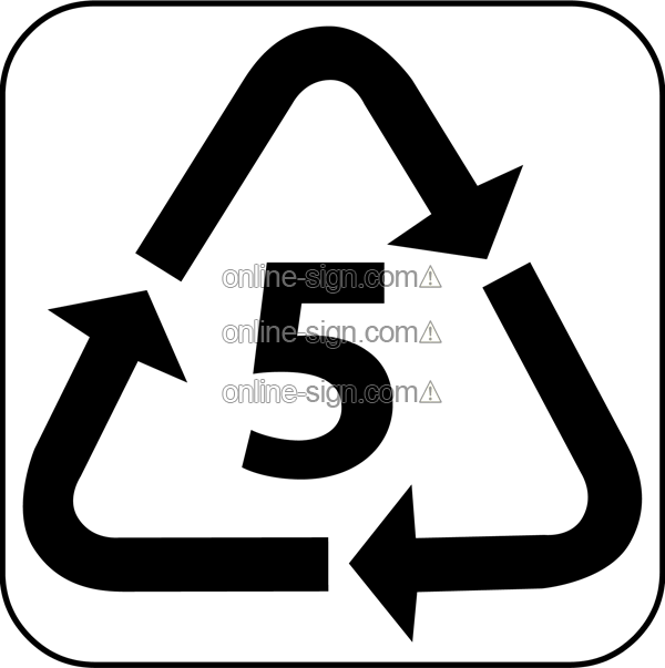 Recycling for Type-5 Plastics