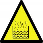 Caution hot liquids